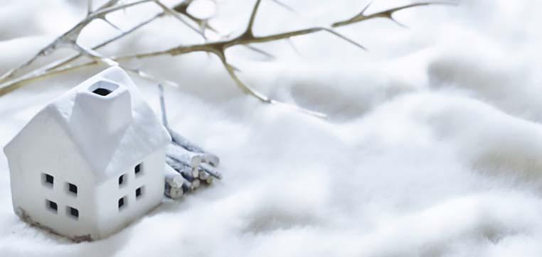 積雪によるベランダのトラブル